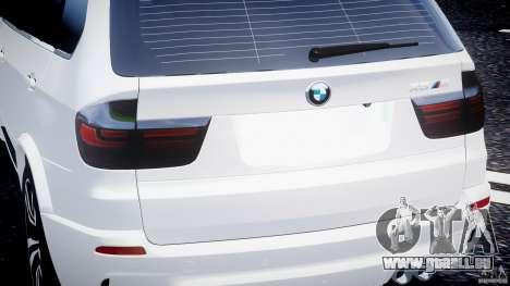 BMW X5M Chrome für GTA 4