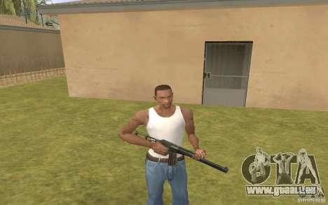 Spezialmaschine Welle für GTA San Andreas zweiten Screenshot