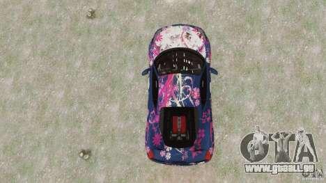 Ferrari 458 Italia 2010 DC Texture pour GTA 4 est un droit