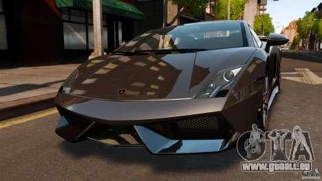 Lamborghini Gallardo LP570-4 Superleggera für GTA 4