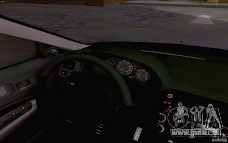 Honda Civic 1999 pour GTA San Andreas vue de côté