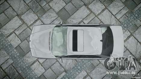 BMW 740i (E38) style 32 pour GTA 4 est une vue de dessous
