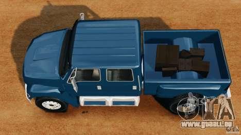 Ford F-650 XLT Superduty für GTA 4 rechte Ansicht