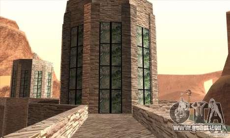 Die neue Talsperre für GTA San Andreas sechsten Screenshot