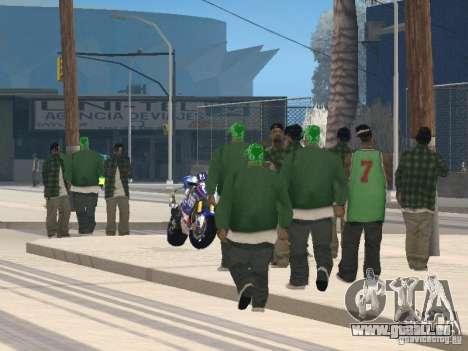 Augmenter le trafic pour GTA San Andreas