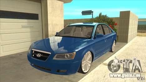 Hyundai Sonata NF pour GTA San Andreas