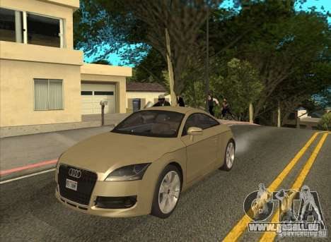 Audi TT 2006 für GTA San Andreas
