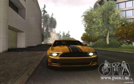 SA Illusion-S V2.0 pour GTA San Andreas sixième écran