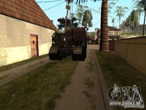 KAMAZ 5410 für GTA San Andreas linke Ansicht