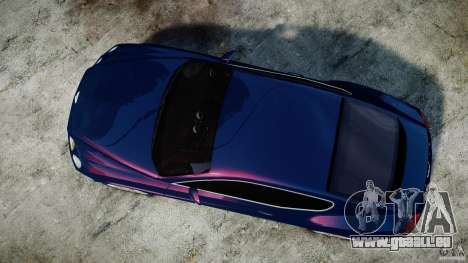 Bentley Continental GT v2.0 pour GTA 4 est un droit