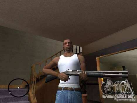 Chromegun für GTA San Andreas