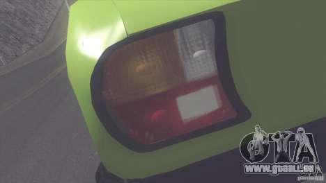 Peugeot 504 pour GTA San Andreas vue arrière