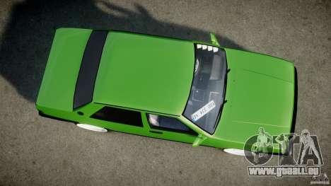 Tofas Dogan pour GTA 4 Vue arrière