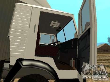 KAMAZ 53212 für GTA San Andreas rechten Ansicht