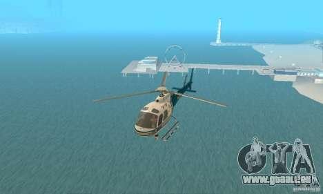 AS350 Ecureuil für GTA San Andreas