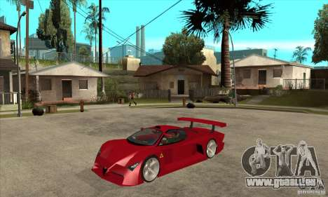 Alfa Romeo Tipo 33 GTI pour GTA San Andreas