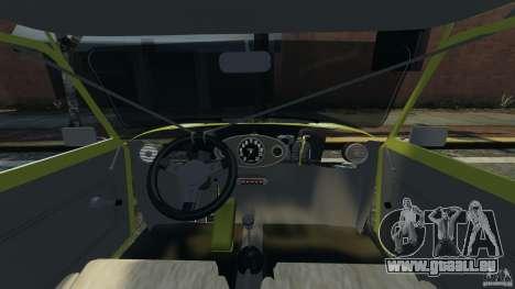 Mini Cooper pour GTA 4 Vue arrière