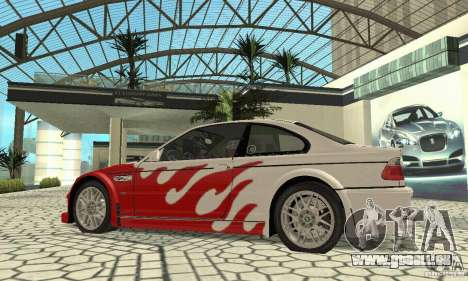 BMW M3 Tunable pour GTA San Andreas