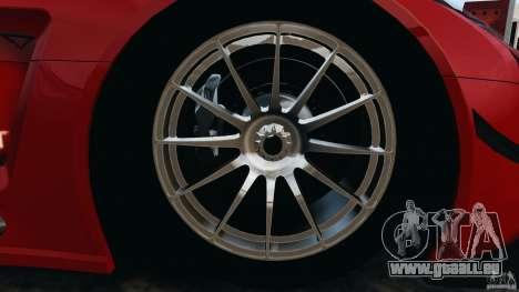 Mercedes-Benz SLS AMG GT3 2011 v1.0 für GTA 4 obere Ansicht