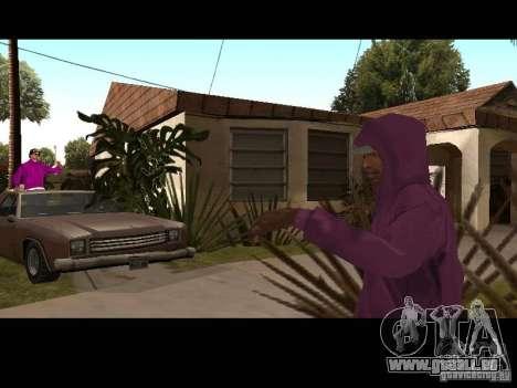 Hotte pour GTA San Andreas huitième écran