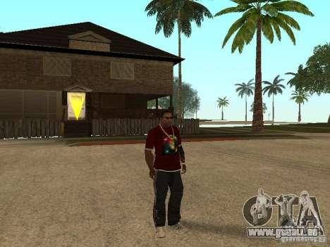 Mike Windows pour GTA San Andreas troisième écran