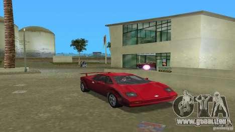 Infernus BETA für GTA Vice City