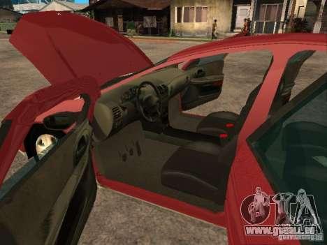 Dodge Intrepid pour GTA San Andreas vue arrière