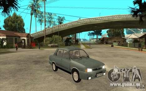 Dacia 1310 L Custom-RK pour GTA San Andreas vue arrière