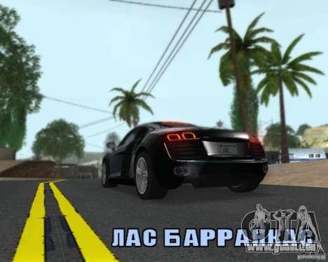 Enb series by LeRxaR pour GTA San Andreas cinquième écran