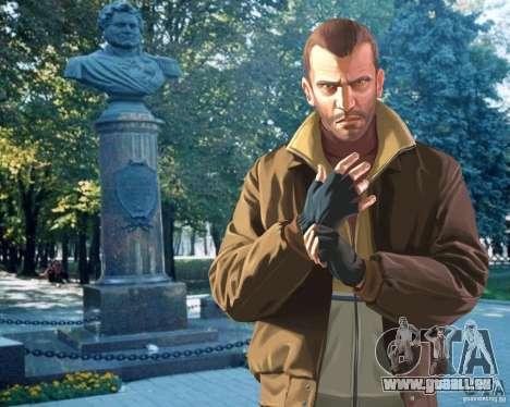 Écrans de chargement ville Stavropol pour GTA 4 cinquième écran