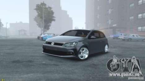 Volkswagen Polo v1.0 pour GTA 4