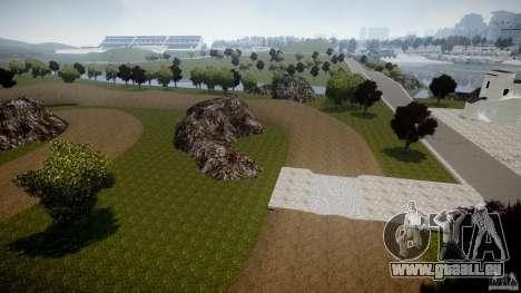 Maple Valley Raceway pour GTA 4 troisième écran