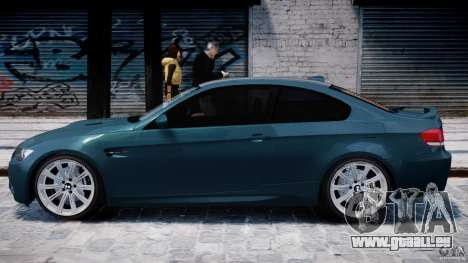 BMW M3 E92 stock für GTA 4
