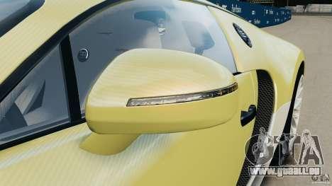 Bugatti Veyron 16.4 Super Sport 2011 v1.0 [EPM] pour GTA 4 est un côté