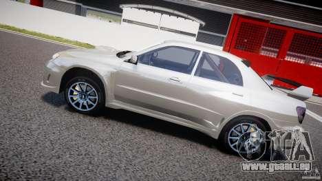 Subaru Impreza STI Wide Body pour le moteur de GTA 4