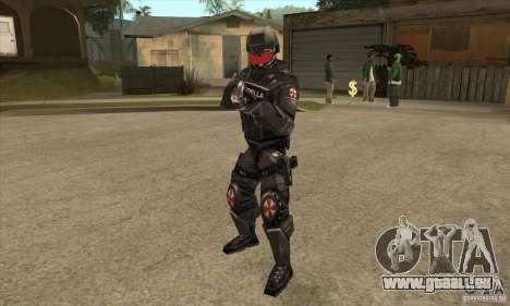 Siegel der Ambrelly für GTA San Andreas zweiten Screenshot