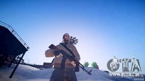 Die neue AK-47 für GTA 4