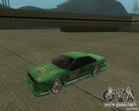Nissan Cefiro A31 (D1GP) für GTA San Andreas zurück linke Ansicht