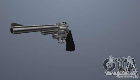 K.44 Magnum (Chrome) für GTA San Andreas