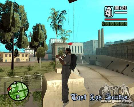 School mod für GTA San Andreas her Screenshot