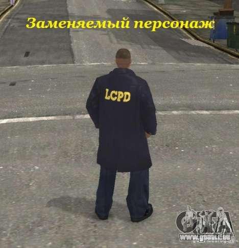Ultimate NYPD Uniforms mod für GTA 4 sechsten Screenshot