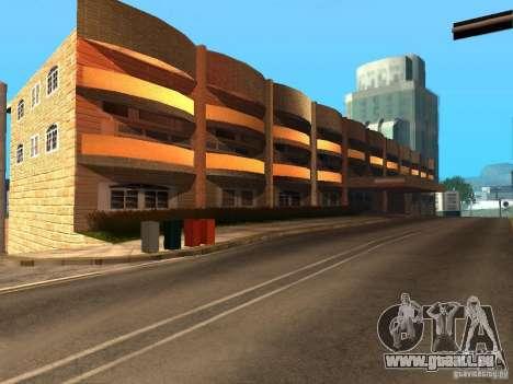 Nouveau Mulholland-nouvelle rue Mulholland pour GTA San Andreas deuxième écran
