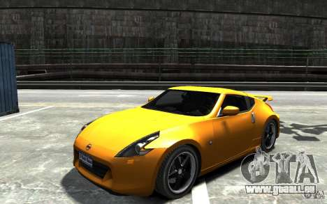Nissan 370z Tuned Final für GTA 4