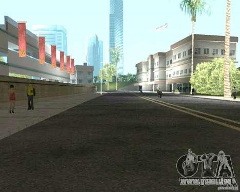 Nouvelles textures VC pour GTA UNITED pour GTA San Andreas troisième écran