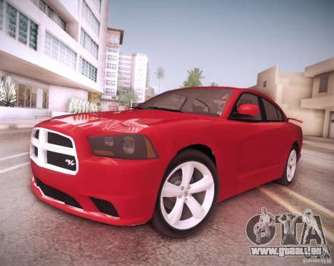 Dodge Charger 2011 v.2.0 pour GTA San Andreas