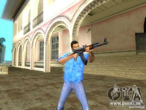 New Reality Gameplay pour GTA Vice City dixième écran