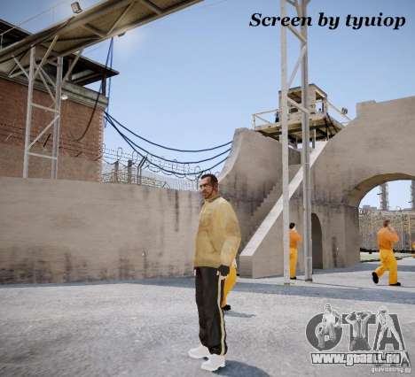 Prison Break Mod für GTA 4