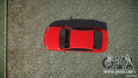 Toyota Aristo für GTA 4 Rückansicht