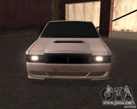 Taxi Cabrio pour GTA San Andreas