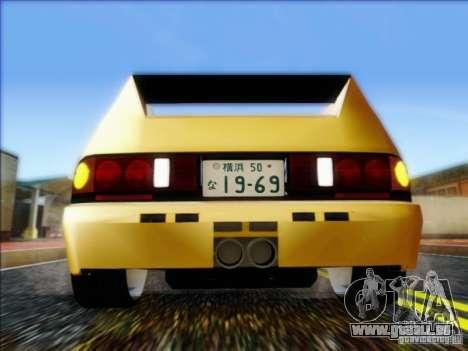 Diablo-Seven pour GTA San Andreas vue de droite